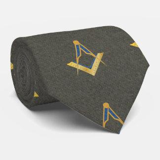 La edición del albañil corbatas personalizadas