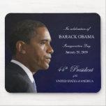 La edición Mousepad del colector de Barack Obama