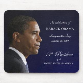 La edición Mousepad del colector de Barack Obama Alfombrilla De Raton