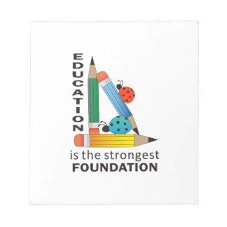 LA EDUCACIÓN ES BLOCS