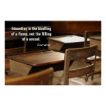 La educación es…. posters