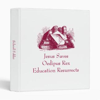 """La educación resucita carpeta 1"""""""