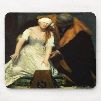 La ejecución de señora Grey Tapetes De Ratones