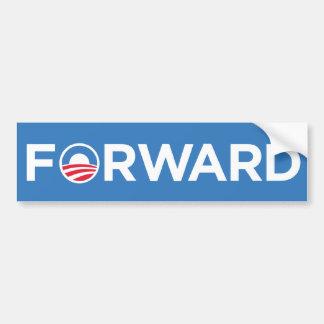La elección 2012 de Obama Biden remite a la pegati Pegatina Para Auto