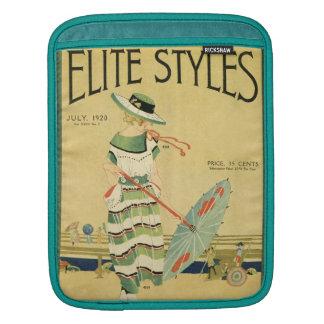 La élite diseña 1920 manga de iPad