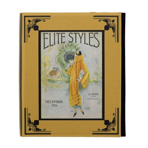 La élite diseña 1924