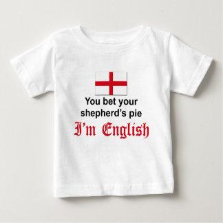 La empanada 3 del pastor inglés playeras