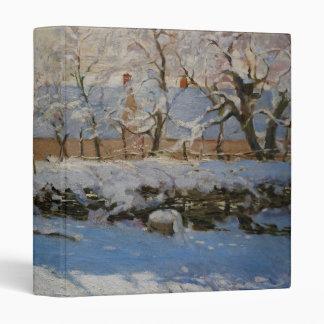 "La empanada del La de la urraca de Claude Monet Carpeta 1"""