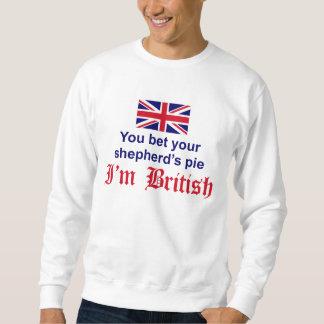 La empanada del pastor británico sudadera
