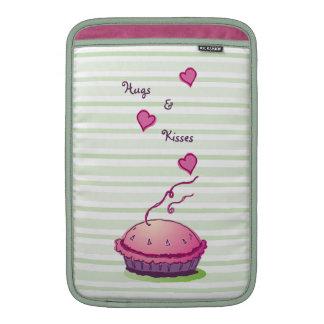 """La empanada del Sweetie raya 11"""" vertical Funda MacBook"""
