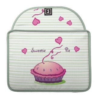 "La empanada del Sweetie raya 13"" Funda Para Macbooks"
