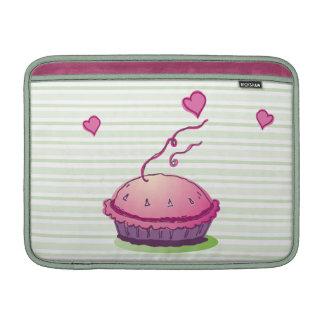 "La empanada del Sweetie raya 13"" horizontal Fundas Macbook Air"