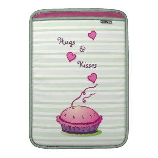 """La empanada del Sweetie raya 13"""" vertical Fundas Macbook Air"""