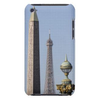 La en el lugar egipcio del del obelisco y de la lá iPod touch Case-Mate cárcasa