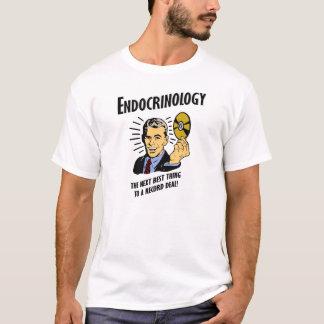 La endocrinología es la mejor cosa siguiente playera