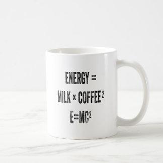 La energía iguala la bujía métrica ajustada taza básica blanca