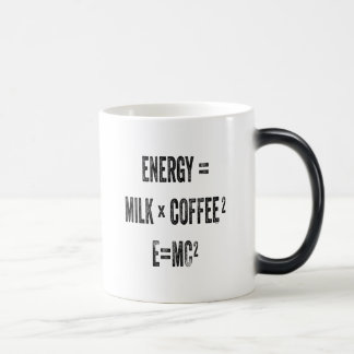 La energía iguala la bujía métrica ajustada taza mágica