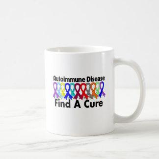 La enfermedad autoinmune encuentra una curación tazas de café