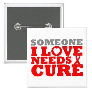La enfermedad cardiovascular alguien amor de I nec Pin