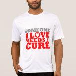 La enfermedad cardiovascular alguien amor de I nec Camiseta