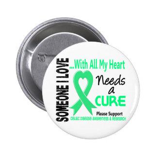 La enfermedad celiaca necesita una curación 3 pins