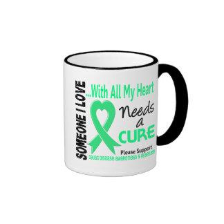 La enfermedad celiaca necesita una curación 3 taza a dos colores
