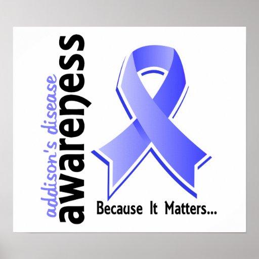 La enfermedad de Addison de la conciencia 5 Posters