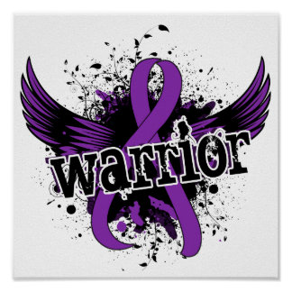 La enfermedad de Crohn del guerrero 16 Posters
