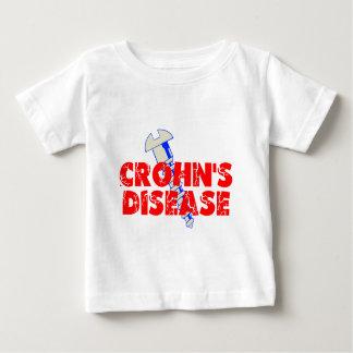 La enfermedad de Crohn del tornillo T-shirts