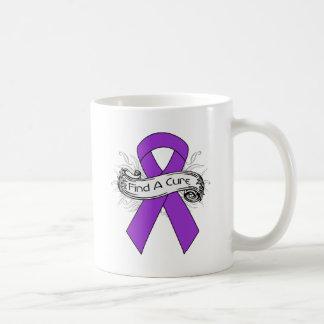 La enfermedad de Crohn encuentra una cinta de la c Tazas De Café