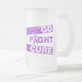 La enfermedad de Crohn va curación de la lucha Taza
