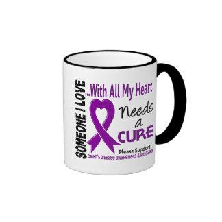 La enfermedad de Crohns necesita una curación 3 Tazas De Café