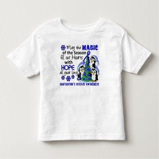 La enfermedad de Huntington de los pingüinos del Tshirts