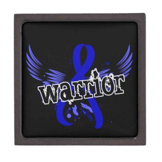 La enfermedad de Huntington del guerrero 16 Cajas De Regalo De Calidad