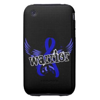 La enfermedad de Huntington del guerrero 16 iPhone 3 Tough Coberturas