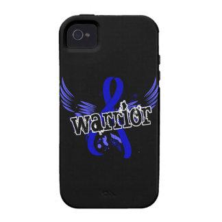 La enfermedad de Huntington del guerrero 16 iPhone 4/4S Funda