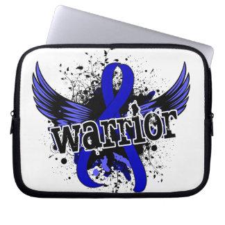 La enfermedad de Huntington del guerrero 16 Funda Ordendadores