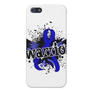 La enfermedad de Huntington del guerrero 16 iPhone 5 Cobertura