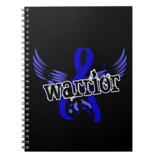 La enfermedad de Huntington del guerrero 16 Libros De Apuntes Con Espiral