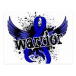 La enfermedad de Huntington del guerrero 16 Postal