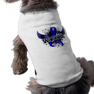 La enfermedad de Huntington del guerrero 16 Camisetas De Perrito