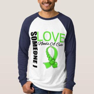 La enfermedad de Lyme alguien amor de I necesita Playera
