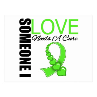 La enfermedad de Lyme alguien amor de I necesita Tarjetas Postales