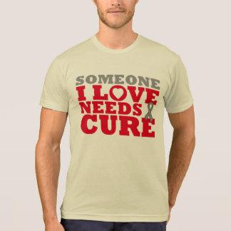 La enfermedad de Parkinson alguien amor de I neces T Shirts
