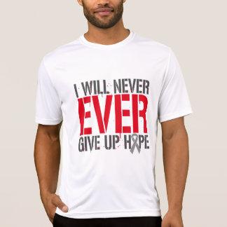 La enfermedad de Parkinson daré nunca nunca para a Tee Shirts
