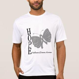 La enfermedad de Parkinson de la mariposa de la es Tshirts