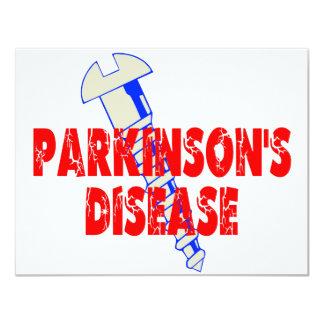 La enfermedad de Parkinson del tornillo Anuncio