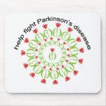 la enfermedad de Parkinson, enfermedad de los park Alfombrillas De Ratones
