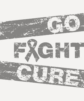 La enfermedad de Parkinson va curación de la lucha Camisetas