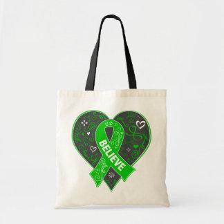La enfermedad de riñón cree el corazón de la cinta bolsa tela barata